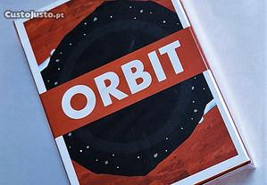 Baralho de Cartas Orbit V8