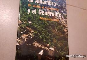 La Alhambra y el Generalife (portes grátis)