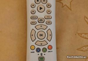 Comando multimedia xbox360 como novo