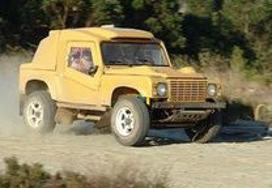 Land Rover Defender Bowler/Tomcat