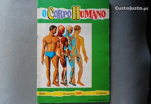 Caderneta de cromos O Corpo Humano