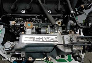 Motor honda F20A5