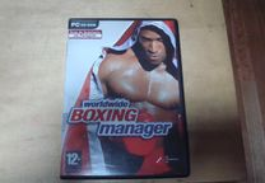 jogo original ps worldwide boxing manager