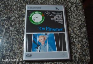 dvd original os passaros novo e selado