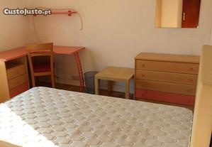 2 quartos mobilados individuais Santarém