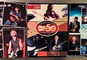 Fender Frontline + Poster da Fender