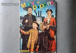 Caderneta de cromos Mary Poppins - APR