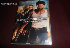 DVD-X-MEN origens/Wolverine
