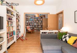 Apartamento T4 remodelado | Graça