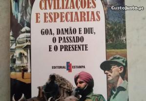 Civilizações e Especiarias