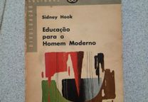 Educação Para o Homem Moderno (portes grátis)