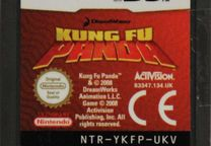 Jogo Nitendo Ds Kung Fu Panda