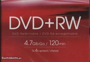 Dvd Regravável Sony - selado