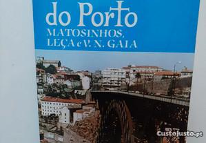 Planta do Porto, Matosinhos , Leça e V. N. Gaia