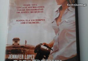 Filme original em DVD BORDERTOWN,Cidade sob Ameaça