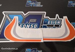 Autocolantes SIS Sachs V5 Top Racing - v2