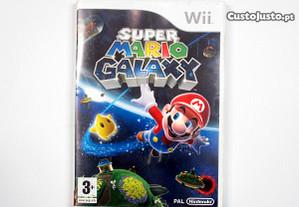 Super Mario Galaxy - Nintendo Wii (PAL)