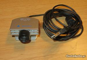 Câmara Sony para PS2 ou PS3