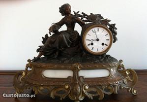 Relógio com imagem