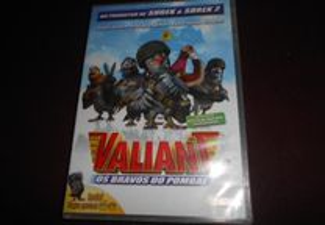 DVD-Valiant os bravos do pombal