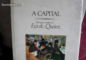 A Capital.Eça queiroz, capa dura, Circulo Leitores