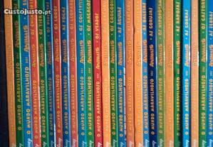 Coleção livros+DVD