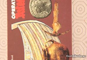 Livro de selos astérix - 1992