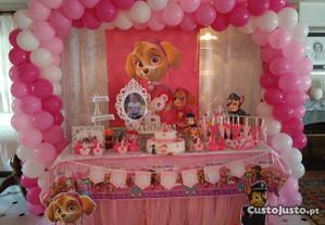 Decorações aniversários de adultos e crianças