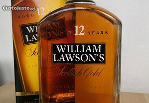 william lawsons 12 anos - 2 garrafas muito antigas