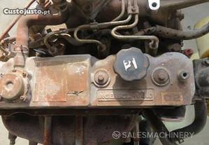 ( Peças ) Motor Isuzu 4JG1