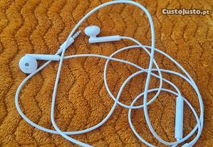 Auscultadores Apple