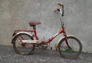 Bicicleta roda 20 VILAR
