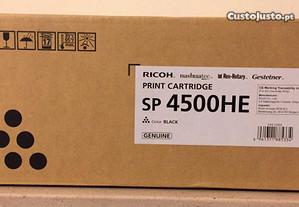 Toner Ricoh SP 4500HE. Original