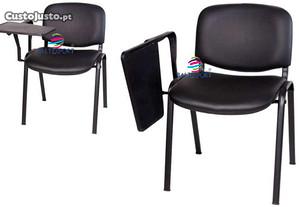 Cadeira c/palmatória direita ou esquerda revestida