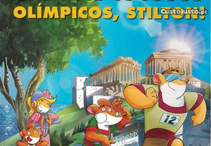 Salvaste os Jogos Olímpicos, Stilton!