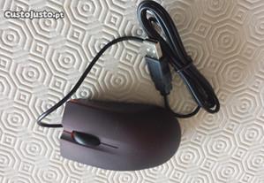 Escuta de som ambiente GSM disfarçada rato pc