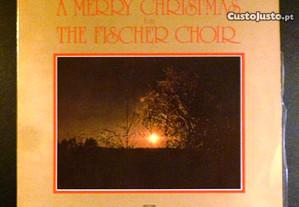 Vinil LP: A Merry Christmas From The Fischer Choir