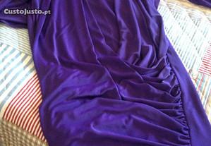 Vestido de cerimónia vintage (tamanho 52)