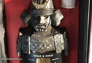 Whisky Nikka Gold & Gold samurai