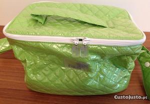 Saco verde de bebé (da Ruca) - NOVO (c/portes)