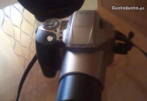 Máquina fotográfica Olympus IS200(avaria cano