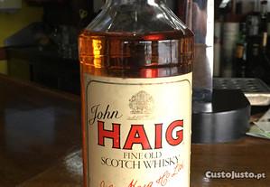 Whisky John Haig 43vol,75cl.
