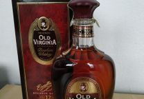 Whisky Old virginia 12 anos very old bottle