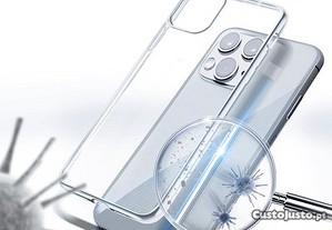 Capa Traseira Lmobile Galaxy M21 - Transparente