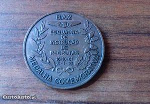Medalha Esquadra Batalhão de Recrutas 1962