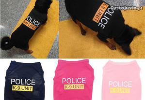 T-shirt para gato / cão pequeno / Portes Grátis