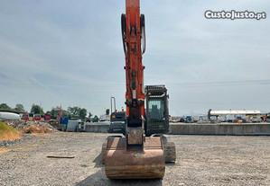 escavadora de 35 toneladas hitachi zx350