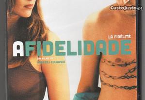 A fidelidade - DVD novo