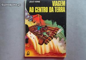 Livro - Viagem ao Centro da Terra - Júlio Verne -