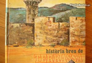 Història Breu de Terrassa, Josep Domènech